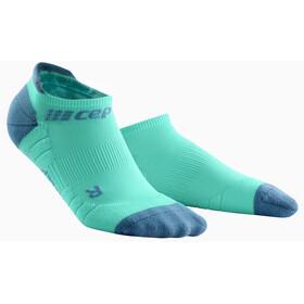 cep No Show Socks 3.0 Donna, verde/grigio